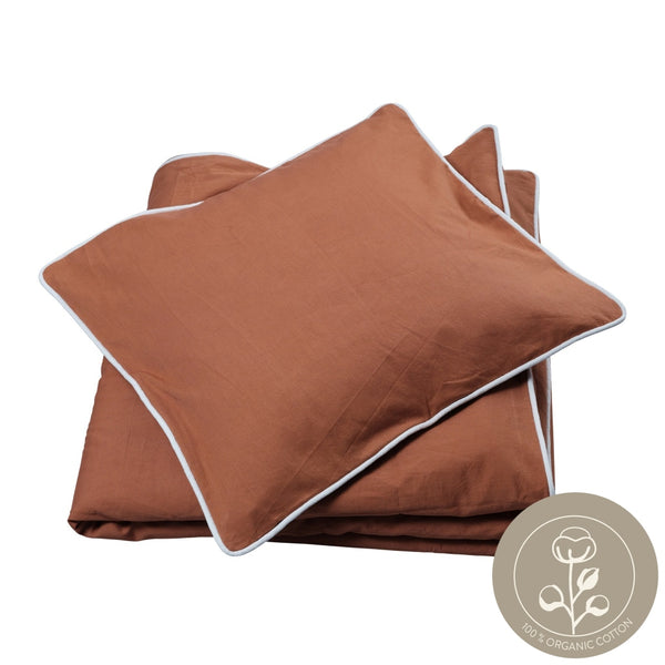 Bedding - Cinnamon - Junior Size