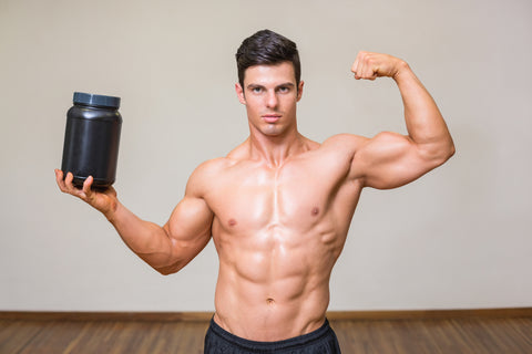 Ultimate Muscle Building Supplements