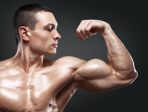 Natural loss of muscle mass