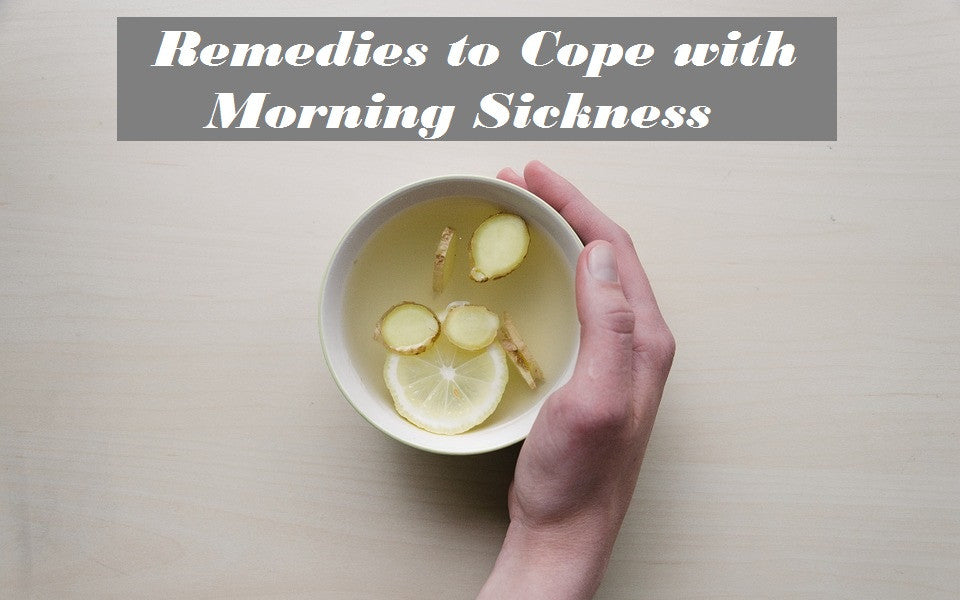 Ways to Cope with Morning Sickness