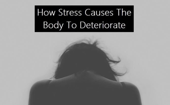 How Stress Causes the Body to Deteriorate