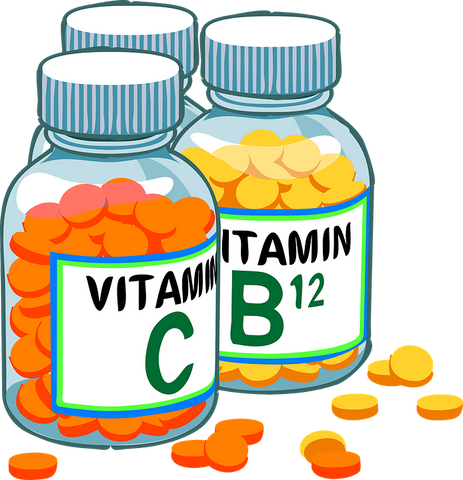 Vitamins, Natural ways to treat depression
