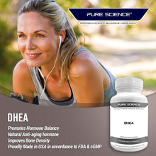 Load image into Gallery viewer, DHEA 100mg - 50 Vegetarian Capsules