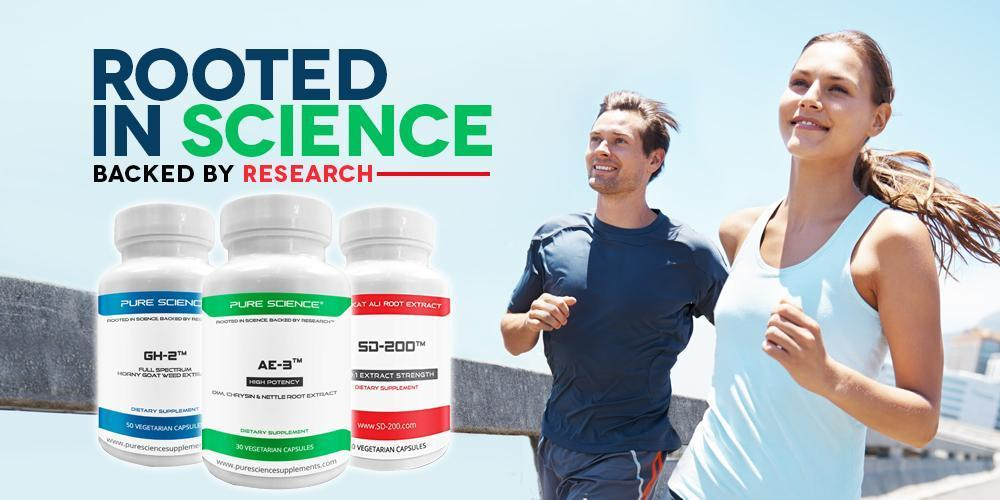 Pure Science Supplements