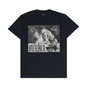 """ANOTHER LATE NIGHT"" T-Shirt (Navy)"