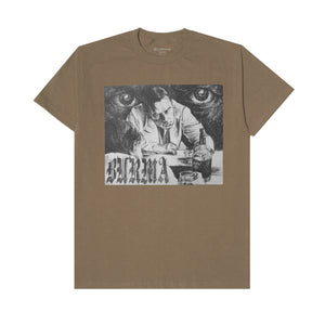"""ANOTHER LATE NIGHT"" T-Shirt (Safari)"