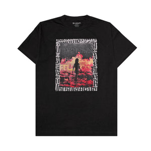 """CAME DOWN THE HELL"" T-Shirt (Black)"