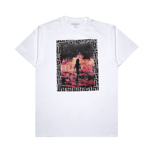 """CAME DOWN THE HELL"" T-Shirt (White)"