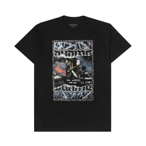 """FACE TO FACE"" T-Shirt (Black)"