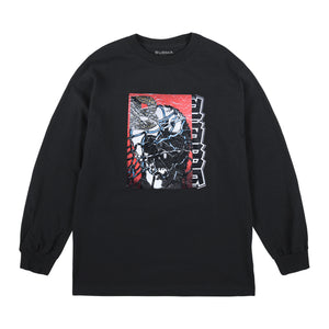 """KNOW YOUR ENEMY"" Long Sleeve T-Shirt (Black)"