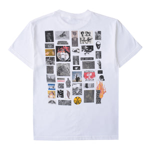 """PARASITES OF PASSION"" T-Shirt (White)"