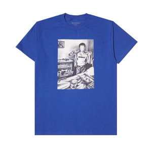 """WHO ARE YOU TODAY?"" T-Shirt (Blue)"