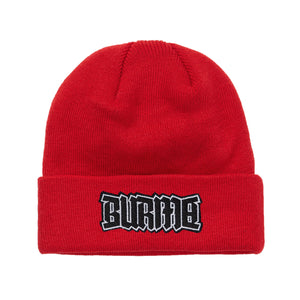 """DOOM LOGO"" Beanie (Red)"