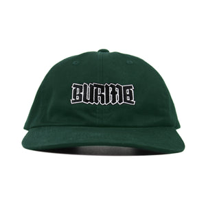 """DOOM LOGO"" Adjustable Hat (Green)"
