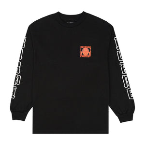 """REVENGE FANTASY"" Long Sleeve T-Shirt (Black)"