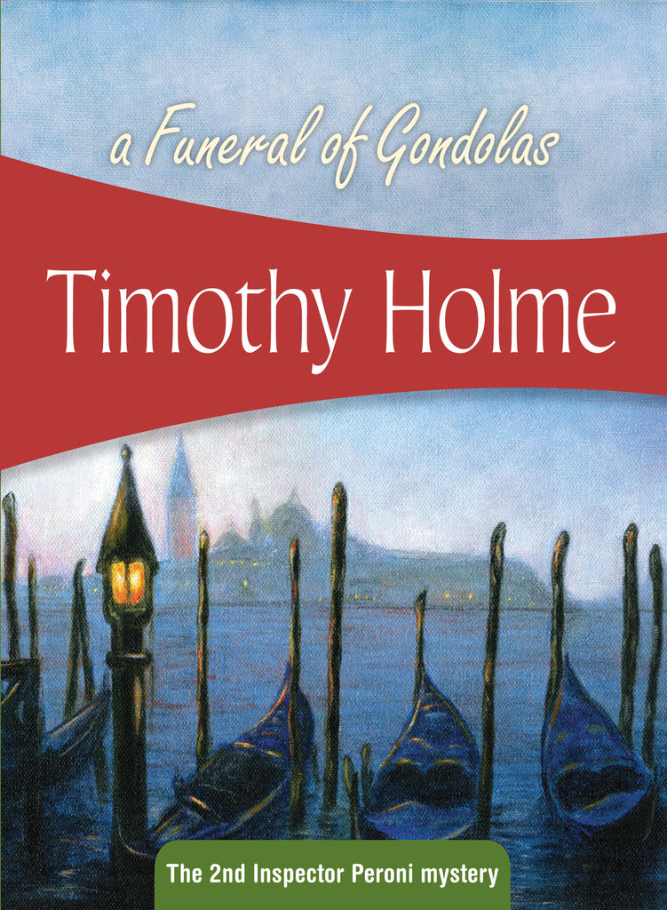 A Funeral of Gondolas, by Timothy Holme