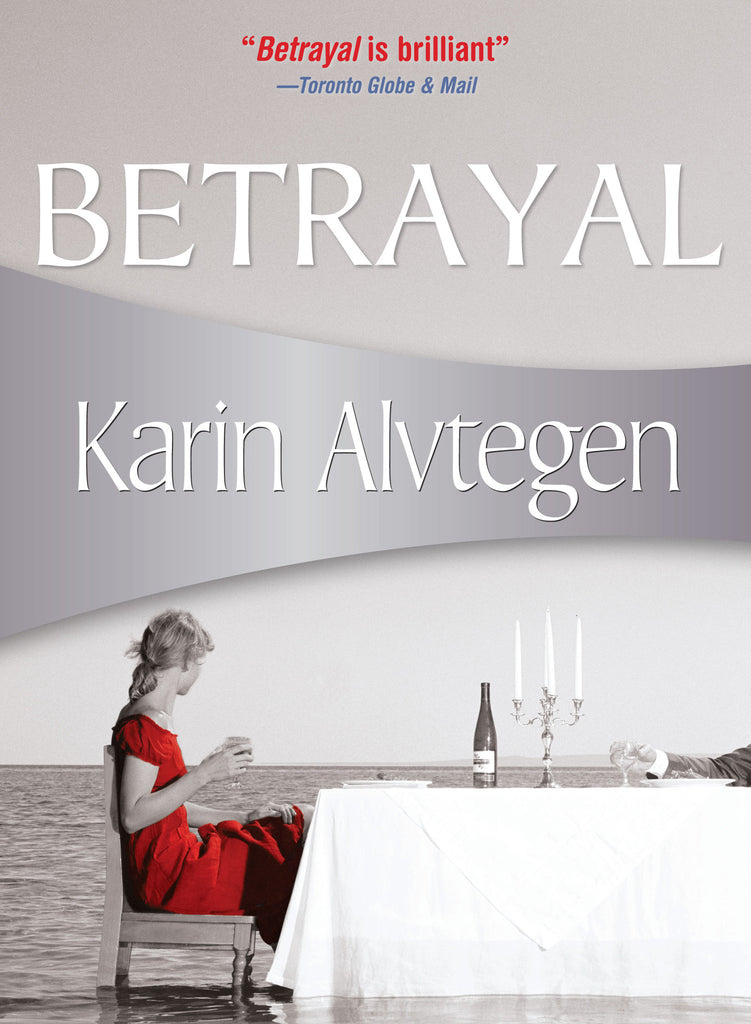 Betrayal, by Karin Alvtegen