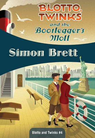 Blotto, Twinks and the Bootlegger's Moll