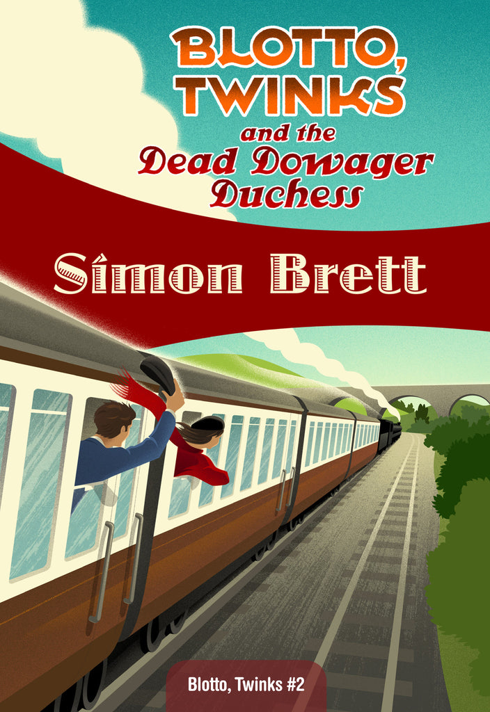 Blotto, Twinks and the Dead Dowager Duchess, by Simon Brett