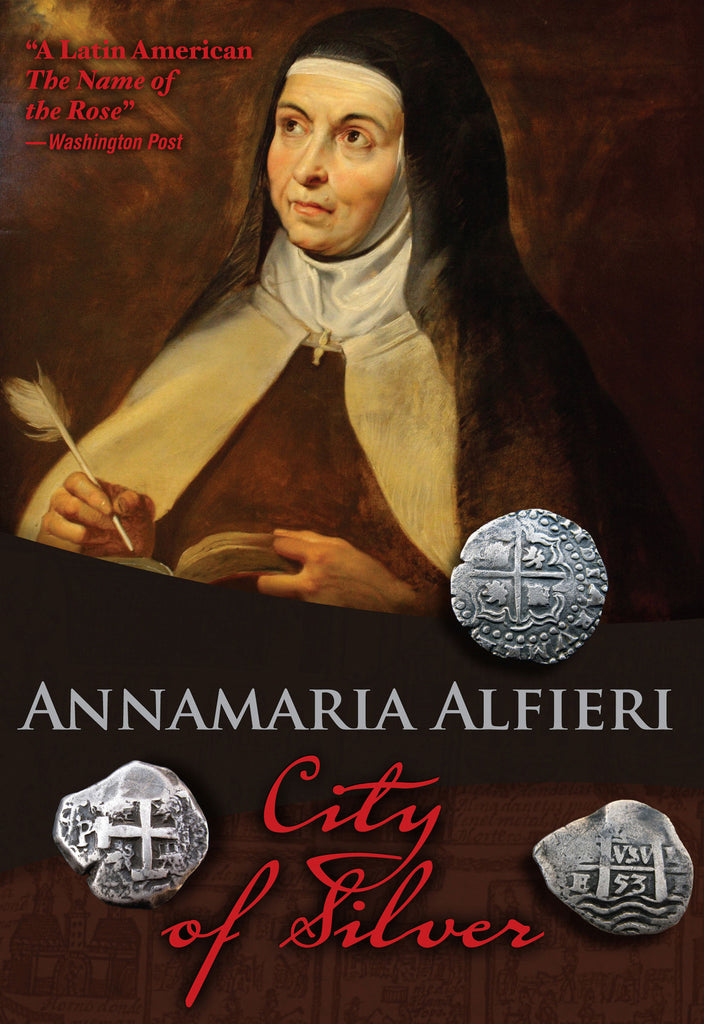 City of Silver, by Annamaria Alfieri