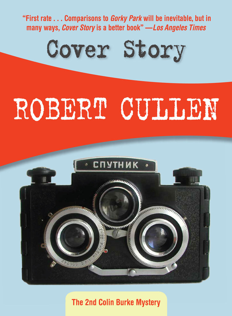 Cover Story, by Robert Cullen