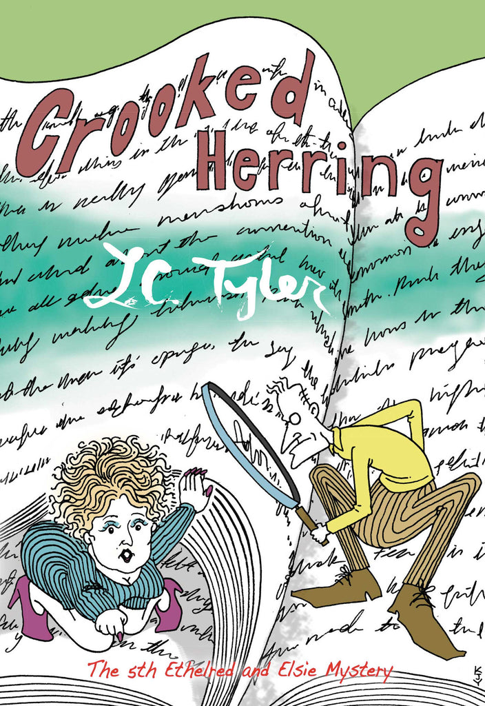 Crooked Herring, by L.C. Tyler