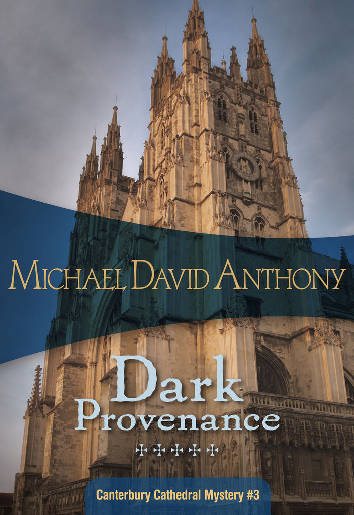 Dark Provenance, by Michael David Anthony