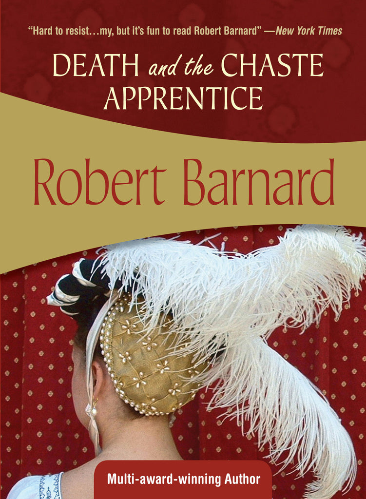 Death and the Chaste Apprentice, by Robert Barnard