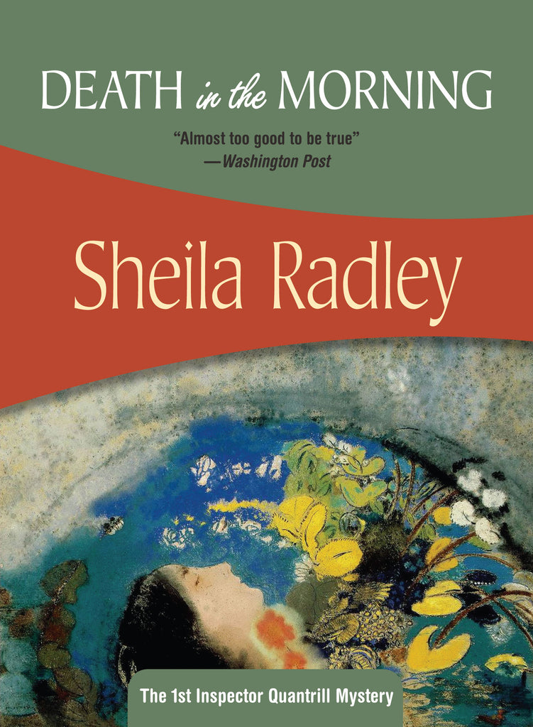 Death in the Morning, by Sheila Radley