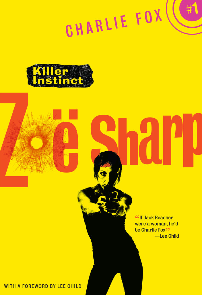 Killer Instinct, by Zoë Sharp