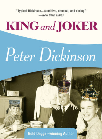 King and Joker, by Peter Dickinson