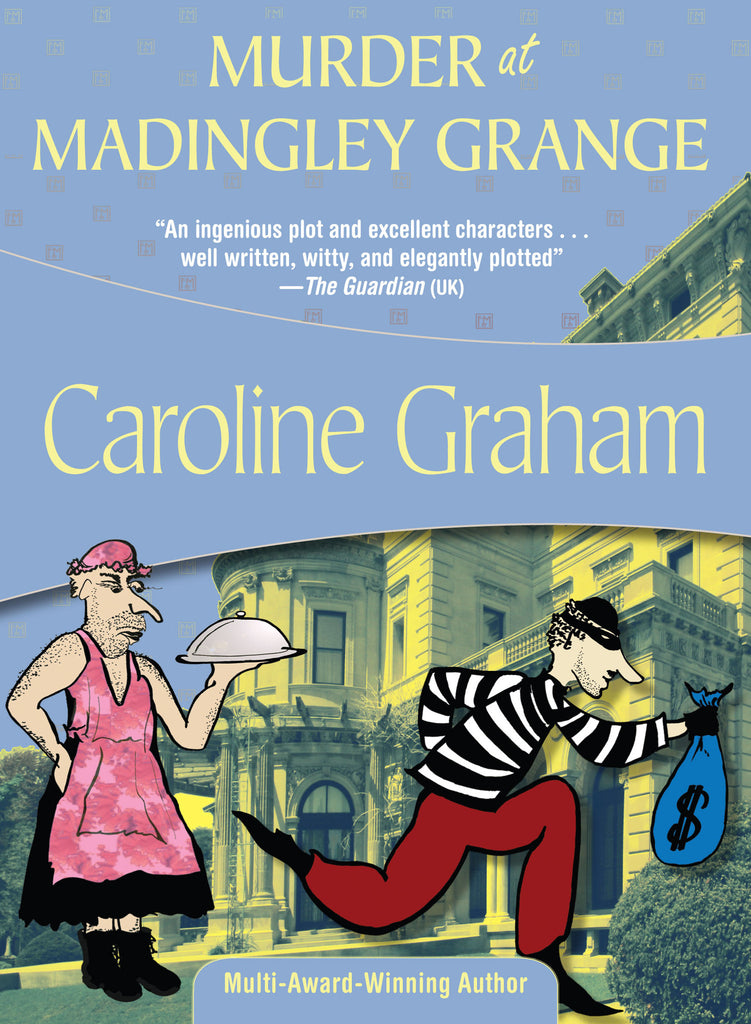 Murder at Madingley Grange, by Caroline Graham