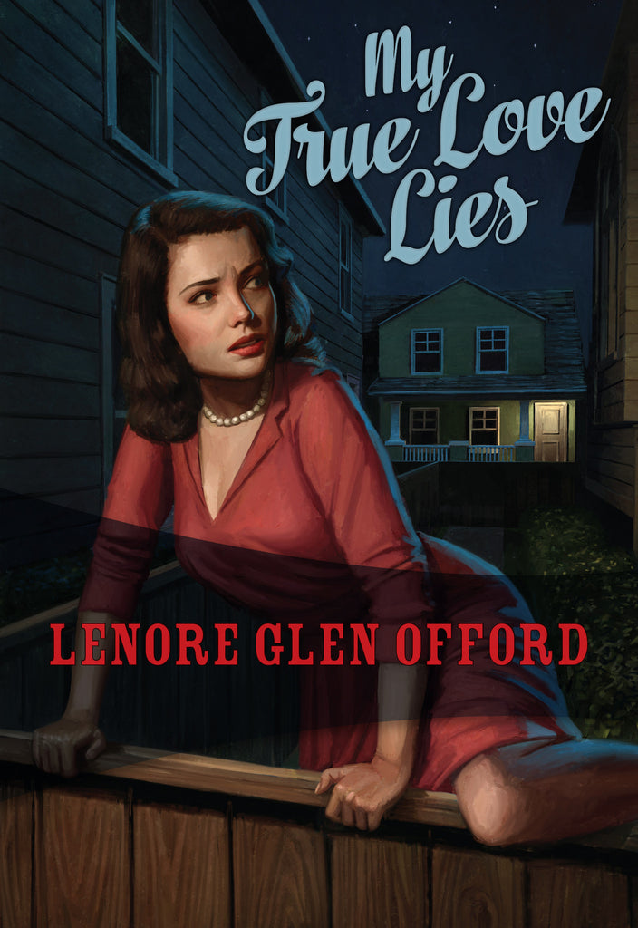 My True Love Lies, by Lenore Glen Offord