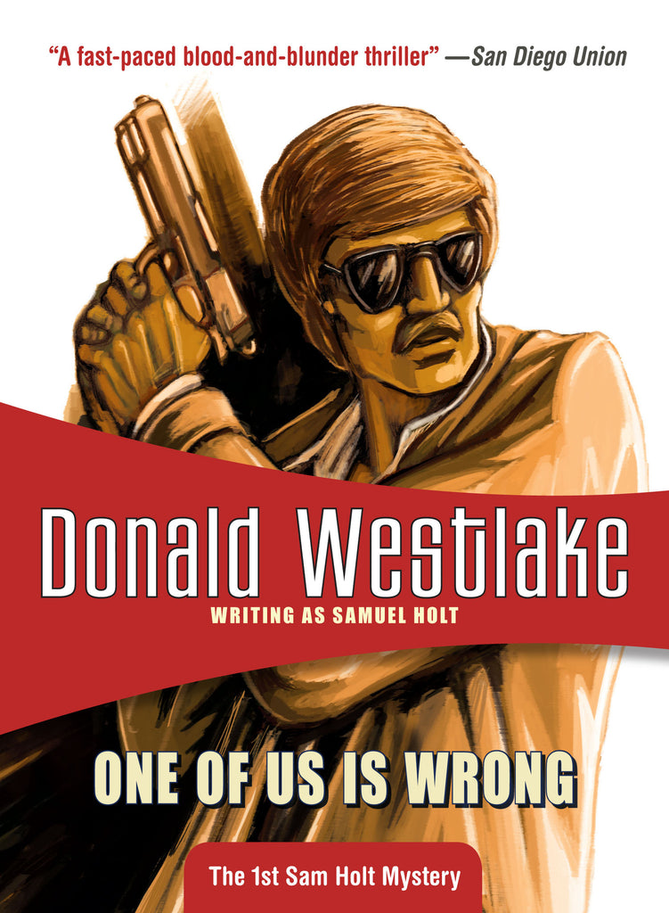 One of Us Is Wrong, by Donald Westlake (writing as Samuel Holt)