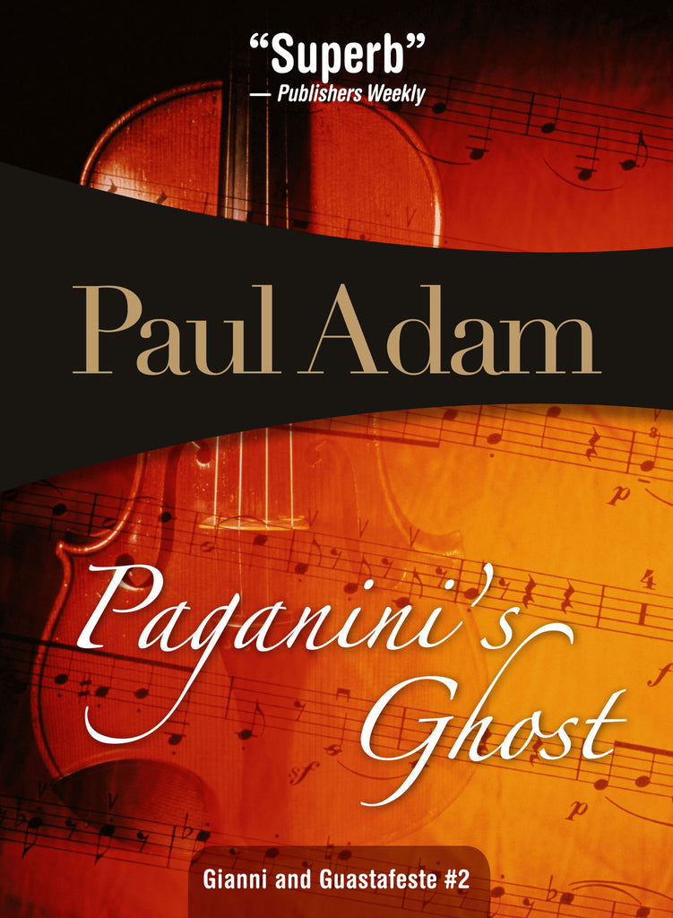 Paganini's Ghost, by Paul Adam