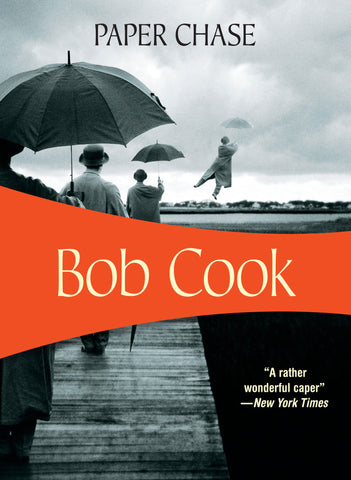 Paper Chase, by Bob Cook