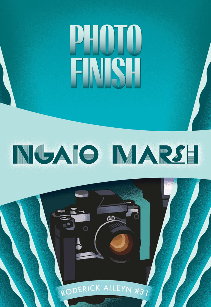 Photo Finish, by Ngaio Marsh