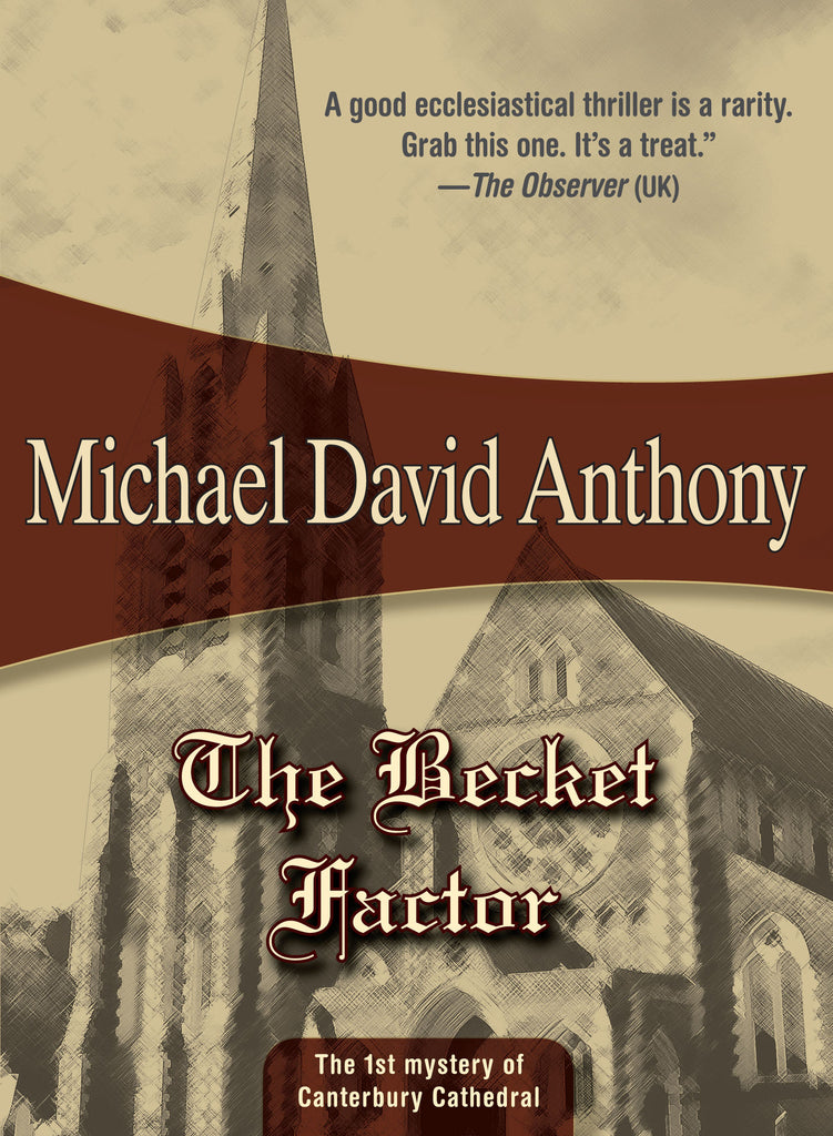 The Becket Factor, by Michael David Anthony