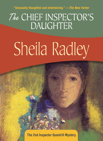 The Chief Inspector's Daughter, by Sheila Radley