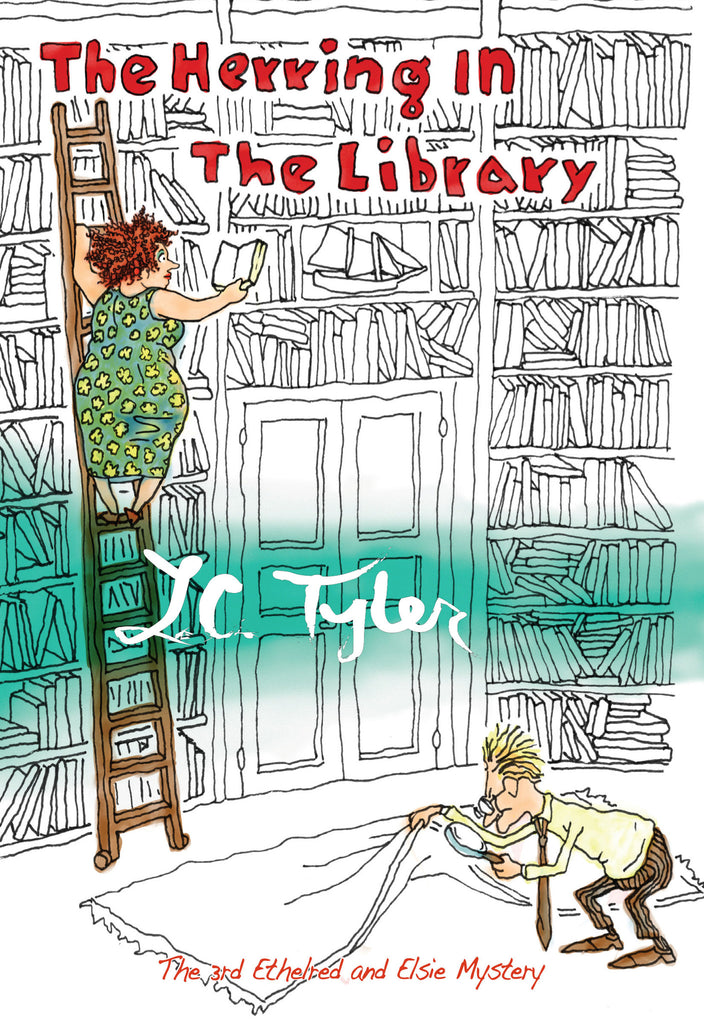 The Herring in the Library, by L.C. Tyler