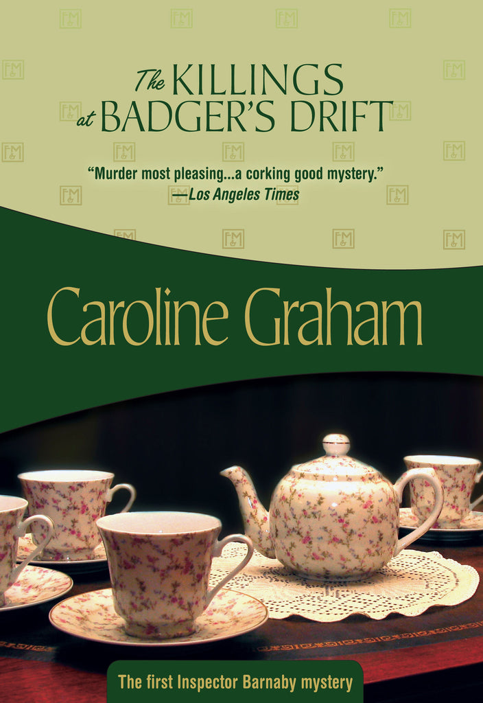 The Killings at Badger's Drift, by Caroline Graham