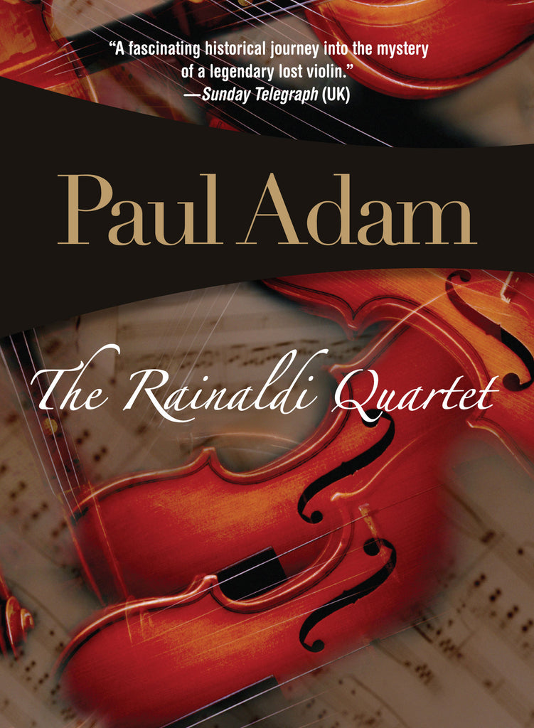 The Rainaldi Quartet, by Paul Adam