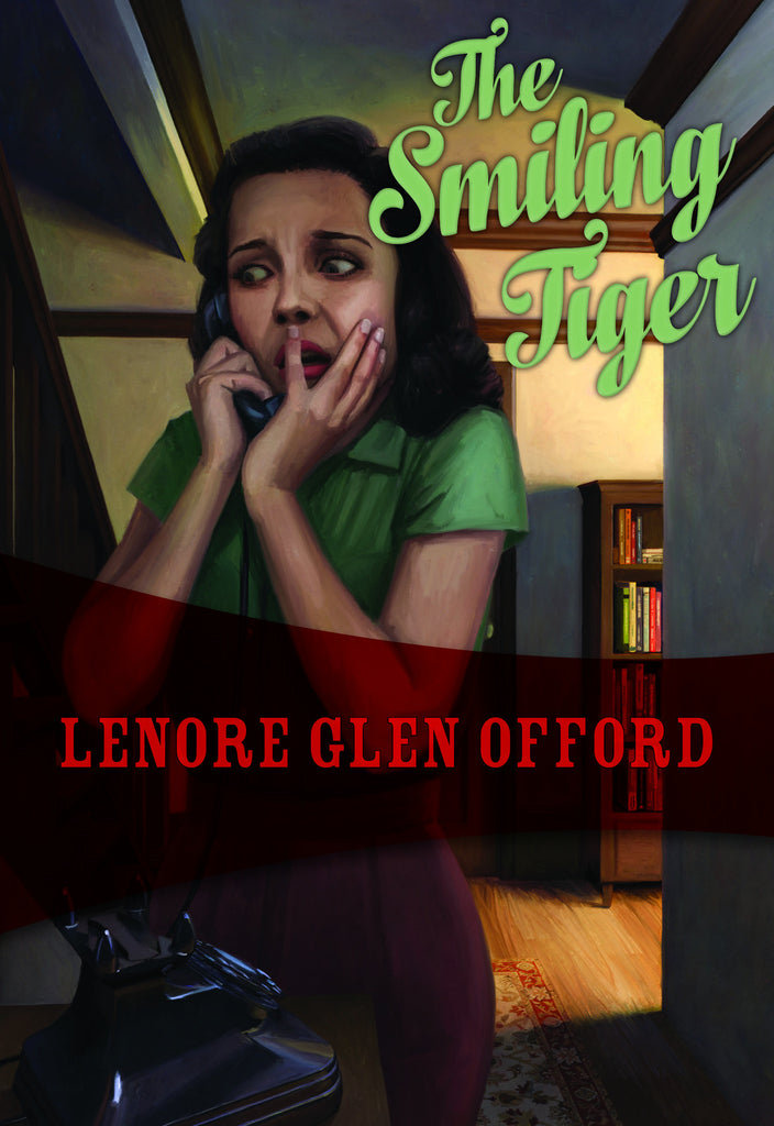 The Smiling Tiger, by Lenore Glen Offord