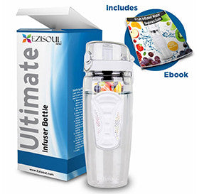 Ultimate Water Infuser <br/> <br/>Bottle Large 32 oz