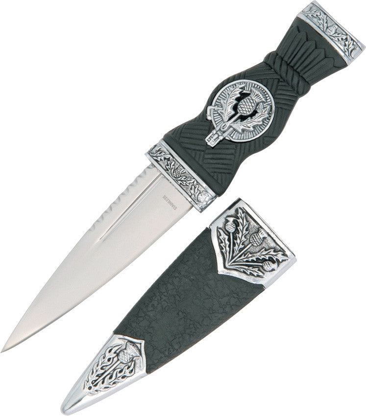 Scottish Highland Dress Regimental Sgian Dubh Boot Knife