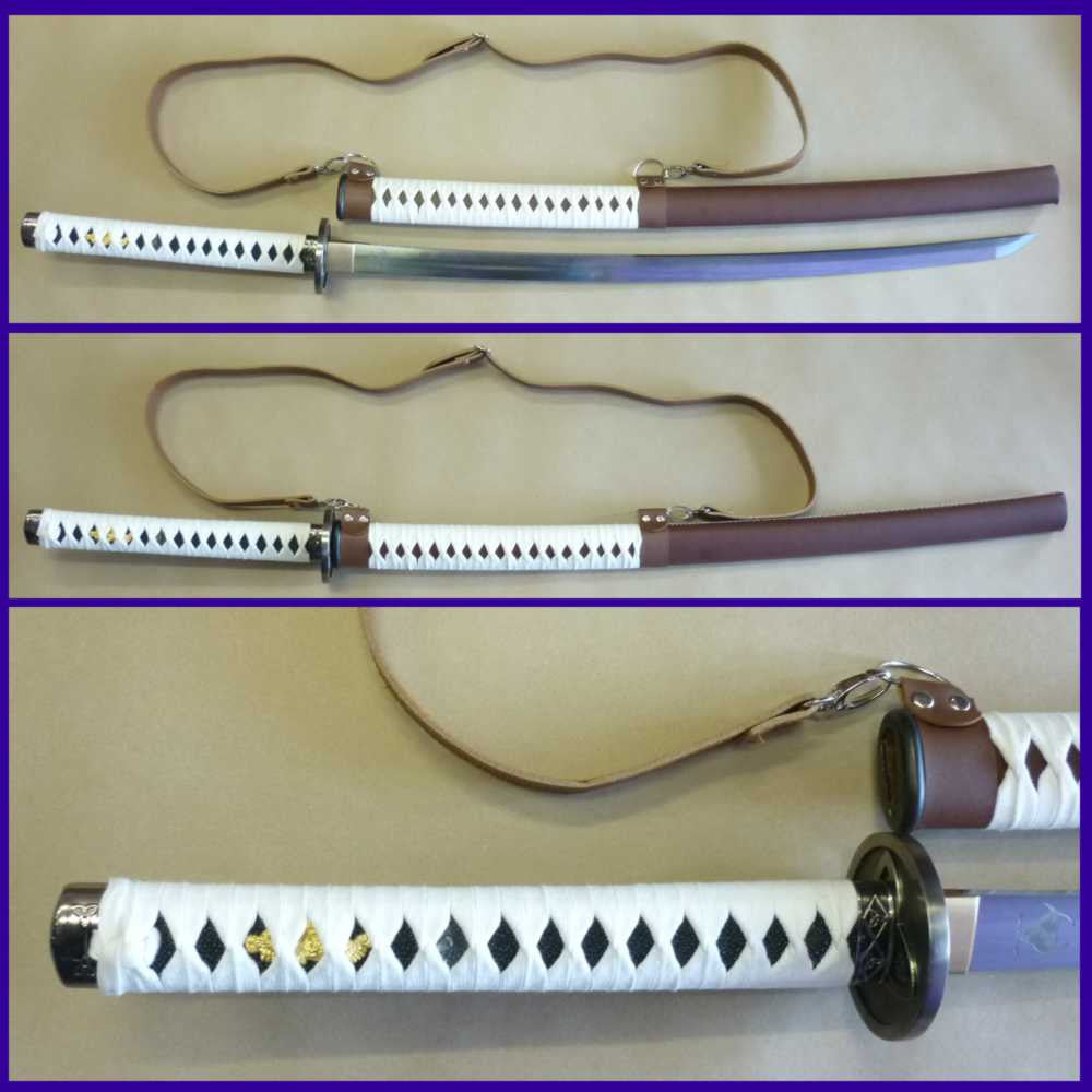 The Walking Dead Michonne's Katana, Live