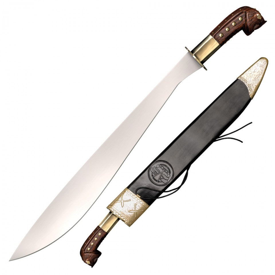 Cold Steel Filipino Memorial Bolo Sword 1055 Carbon Steel Blade