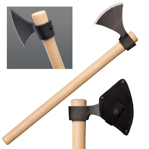 Cold Steel Norse Hawk Viking Tomahawk Camp Axe Hatchet