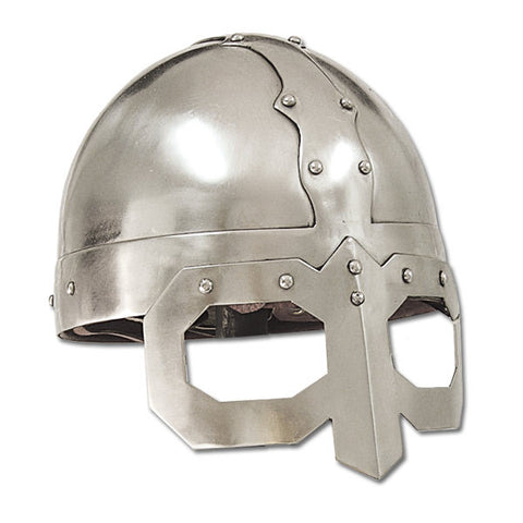 Viking Spectacle Helmet 16G 1.6mm Re-enactment Grade Large
