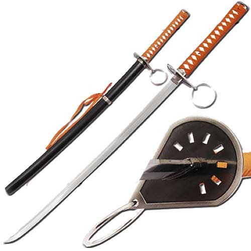 BLEACH Captain Kaname Suzumushi Sword